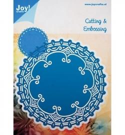 Joy Noor! Design Cutting & embossing 6003/1004