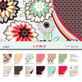 S.E.I Paper pack Corine 30.5 x 30.5