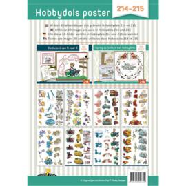 Hobbydols poster 2014-2015