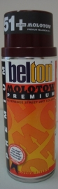 Molotow Premium 400ml Signal black 214