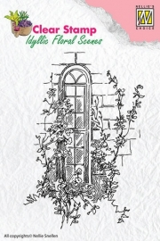 Nellie Snellen Clear Stamps - Window IFS004