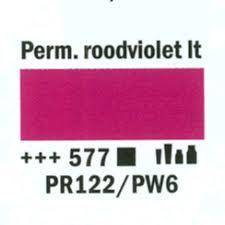 Amsterdam Acrylverf 120ml 577 Perm Roodviolet licht