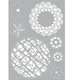 Pronty Mask gel Flower 470.803.040