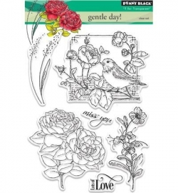 Penny Black Clearstamp Gentle day 30340