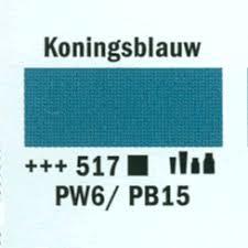 Amsterdam Acrylverf 120ml 517 Koningsblauw