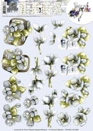 3D Knipvel - Precious Marieke - Happy Birthday CD10501