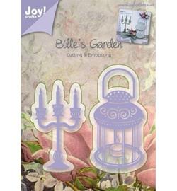 Joy! Snijmal Bille's Garden 6002/0377