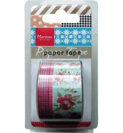 MD Paper tape Roses PT2306