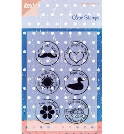 Joy Noor! Design 6410/0019