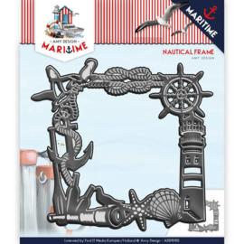Die - Amy Design - Maritime - Nautical Frame ADD10100