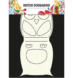 Dutch Card Art Owl 470.713.584