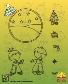 Kiddies Warm Christmas KI001