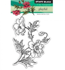 Penny Black Clearstamp Playful II 30347