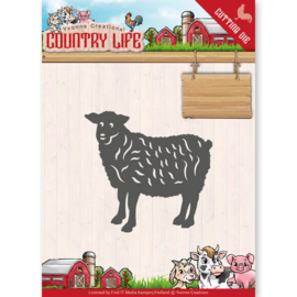 Dies - Yvonne Creations - Country Life Sheep YCD10129