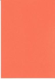 A5 Hobbykarton 200gr Oranje 10 st