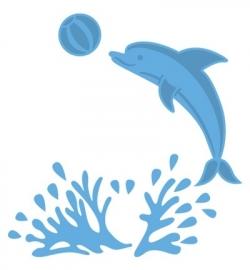 Creatables - Dolphin LR0332