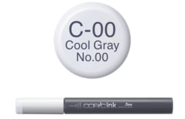 Copic Ink refill Cool Gray C-00
