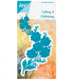 Joy! Cutting & Embossing - Bloemenhoek 6002/0369