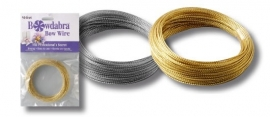 Bowdabra Bow wire Goud 15m