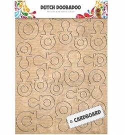 DDD Cardboard Art Pacifier 472.309.011