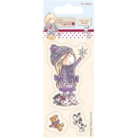 Mini Clear Stamp - Tilly Daydream- Snowflake 907103