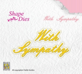 NS Shape Dies - With Sympathy SD097