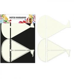 Dutch Card Art Sailboat 470.713.509