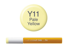 Copic ink Reffil  Pale Yellow Y11