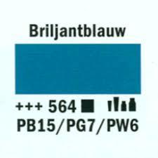 Amsterdam Acrylverf 120ml 564 Briljantblauw