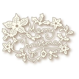 Wild Rose Studio Christmas Greeting SD062