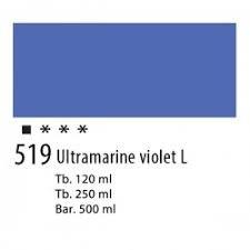 Amsterdam Acrylverf 120ml 519 Ultramarineviolet