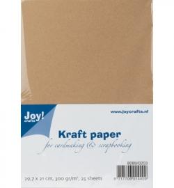 Kraft papier- Karton