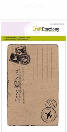CraftEmotions clearstamps A6 - briefkaart 1112