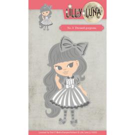 Die - Lilly Luna - Dressed Gorgeous LL10003