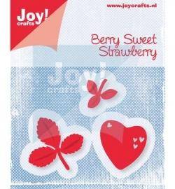 Joy! Cutting & Embossing - Hart met blaadjes 6002/0453