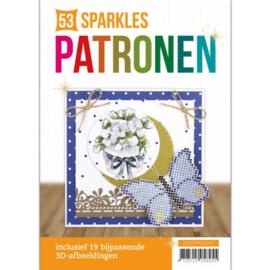 Hobbydots Sparkles Patronenboek