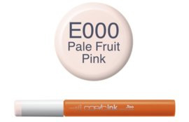 Copic Ink refill Pale Fruit Pink E000