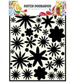 Dutch Mask Art - Mask Art Flower Power 470.715.800