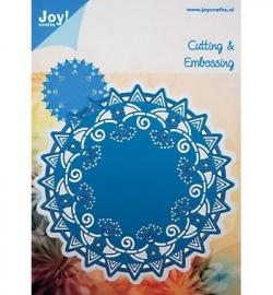 joy Cutting & Embossing 6003/1001