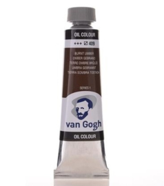 Van Gogh oil colour Omber gebrand 409