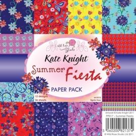 WRS Paper pack Summer Fiesta PP017