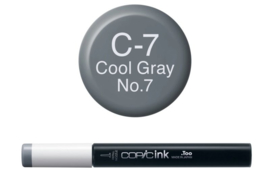 Copic Ink refill Cool Gray C-7