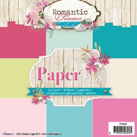 Paperpack Romantic summer PPRS36  15 x 15 cm
