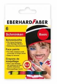 Eberhard Faber Schminkpotloden Basis 6 Stuks (EF-579101)