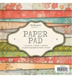 SL Paper Pad - Paper Pad Blok nr.09