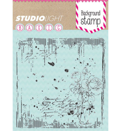 SL Background Stamp Basics nr.185