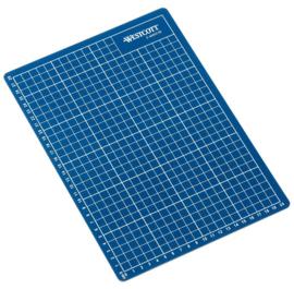 Westcott Snijmat A4 Blauw 3-Lagig 300x220mm, Zelfherstellend