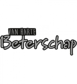 Craftables - Van harte BETERSCHAP CR1317