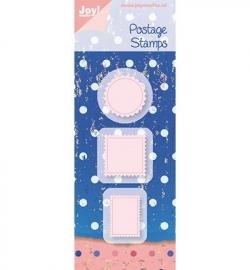 Joy! Noor! Design 6002/0324 post stamps