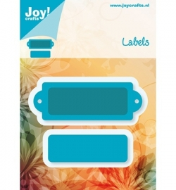 Joy! Cutting - Labels & Tags 6002/0349